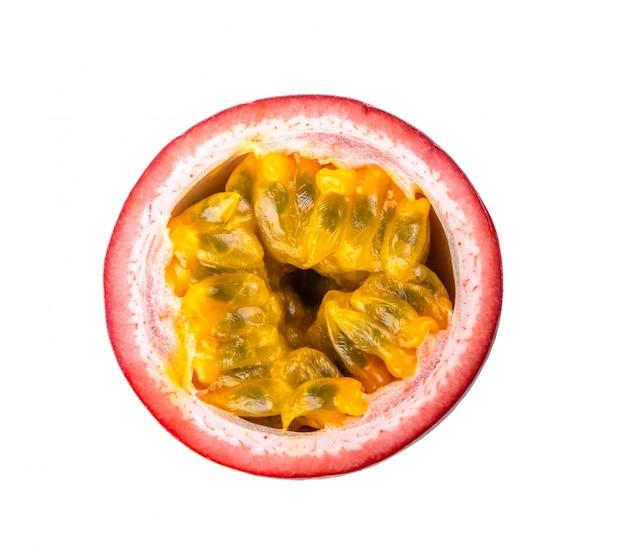 Passtion owoc odizolowywająca na bielu