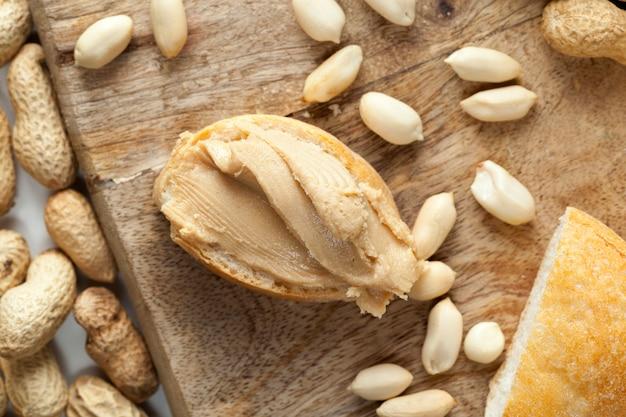 Pasta z orzeszków ziemnych