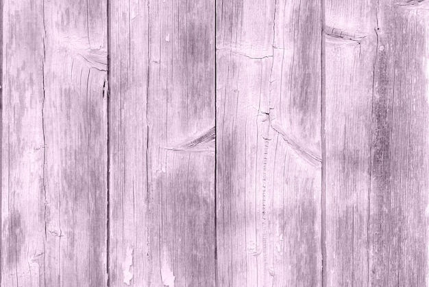 Pastelowa purpura będący ubranym drewno deski tło, tekstura