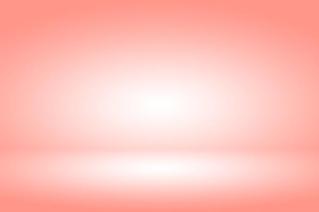 Pastelowe gradienty brzoskwiniowe jasne tło tło wyświetlacza produktu