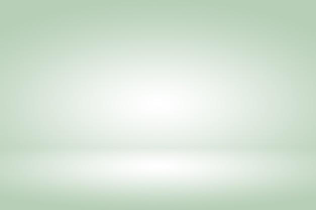 Pastelowe gradienty jasnozielone światło tło wyświetlacz produktu tło