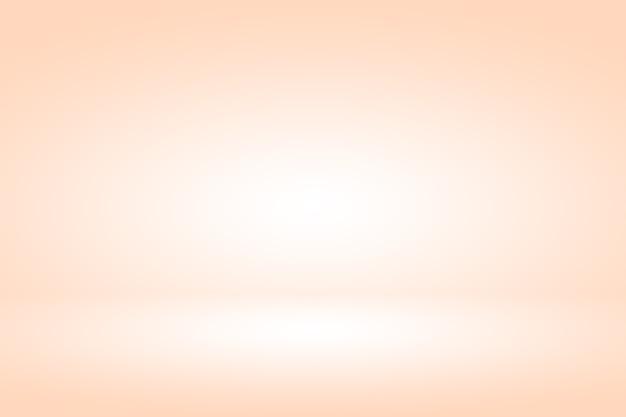 Pastelowe gradienty z żółtego światła tło wyświetlacza produktu