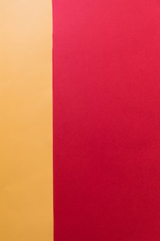 Pastelowe kolory papieru tło, widok z góry, baner.