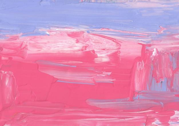 Pastelowe różowe fioletowe i białe abstrakcyjne tło