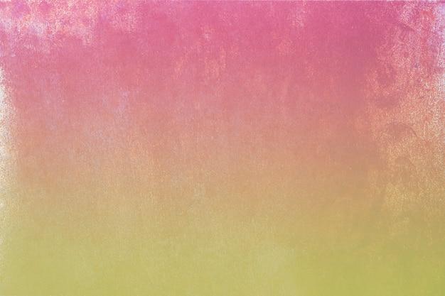 Pastelowe tło w kolorze różowym i żółtym