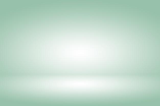Pastelowe tło zielone światło gradientowe tło wyświetlacza produktu