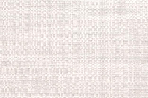 Pastelowy brązowy tekstylny lniany teksturowany tło