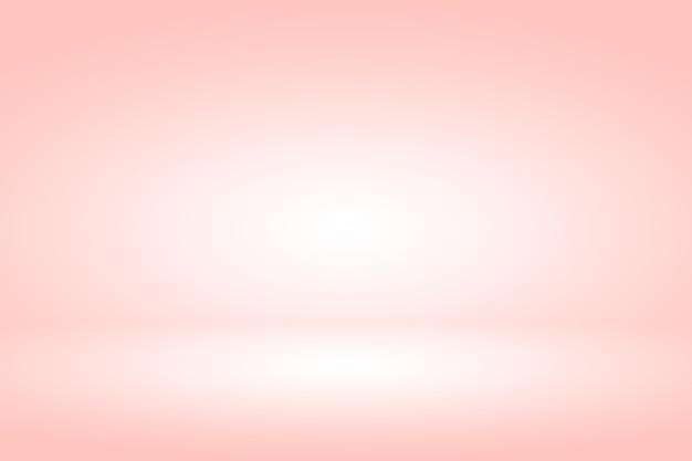 Pastelowy gradient brzoskwiniowy tło wyświetlacza produktu