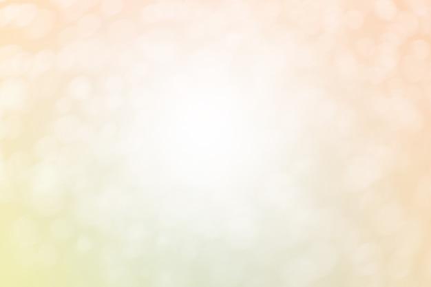 Pastelowy kolor bokeh streszczenie tekstura. niewyraźne pastelowe jasne światło.