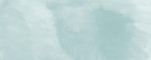 Pastelowy niebieski szary akwarela tekstury abstrakcyjne tło ręcznie robiony organiczny z zeskanowanymi pracownikami