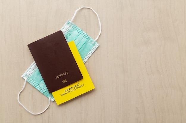 Paszporty szczepień jako dowód, że posiadacz został zaszczepiony przeciwko covid-19, wymóg dotyczący podróży międzynarodowych