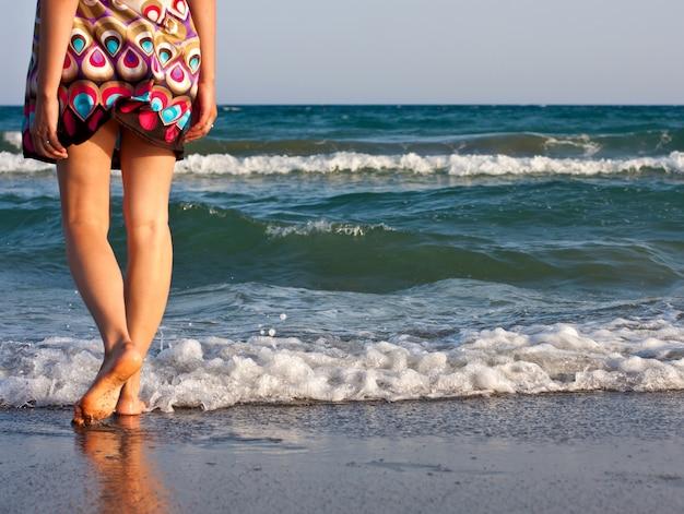 Patrząc na morze