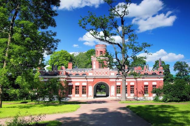 "Pawilon ""kuchnia ermitażu"" w carskim siole(puszkin) . petersburg, rosja"