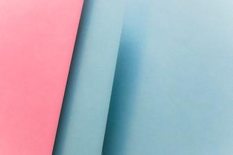 Pełna rama geometryczny papierowy abstrakcjonistyczny tło
