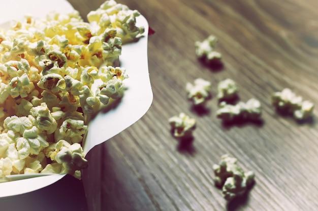Pęczek pudełka na popcorn
