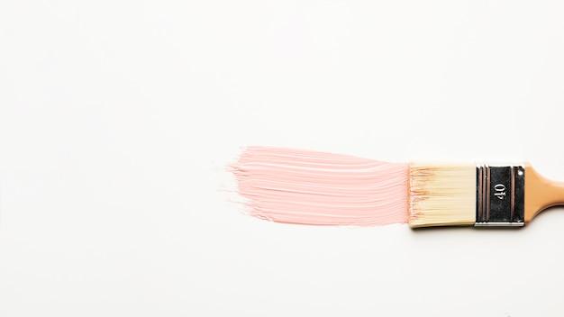 Pędzel do tworzenia pociągnięć farbą