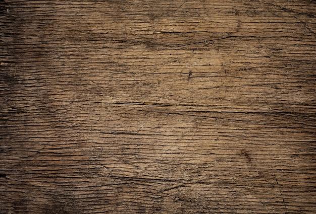 Pękalności tekstury przestarzały drewniany tło w rocznika stylu