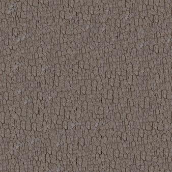 Pęknięta gładka kora ciemnobrązowa. bezszwowa tileable tekstura.