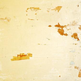 Pęknięta i odrapana powierzchnia malowana