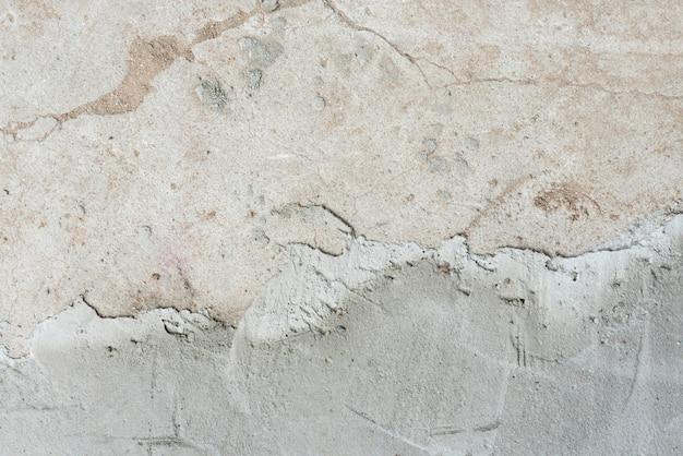 Pęknięty betonowy mur tekstura tło
