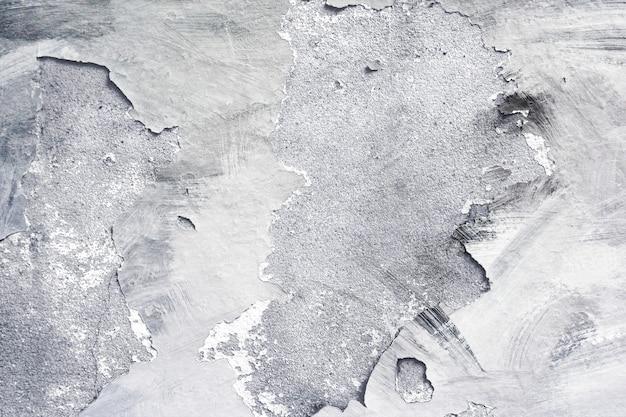 Pęknięty betonowy mur teksturowane tło