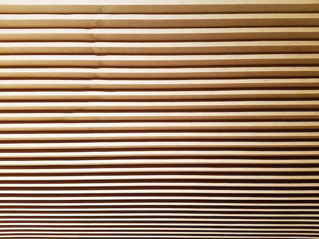 Pełna rama tło brązowe plisowane zasłony