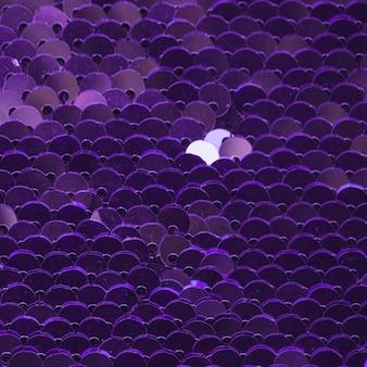 Pełne ramki abstrakcyjne tło fioletowe odblaskowe cekiny