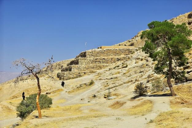 Persepolis jest stolicą starożytnego imperium w iranie