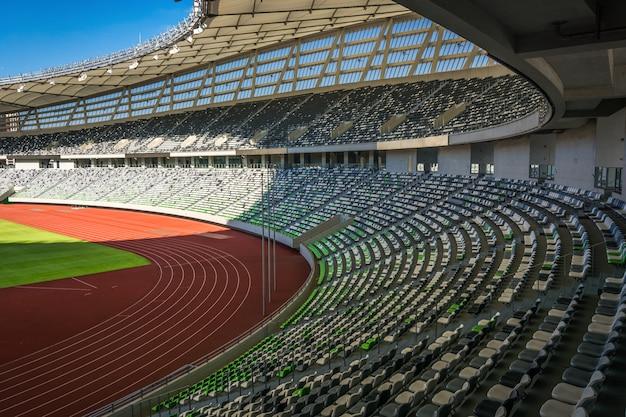 Perspektywy miejsc na stadionach