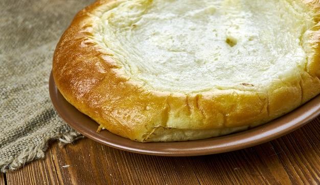 Perunarieska - fiński płaski chleb ziemniaczany