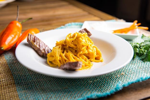 Peruwiańskie jedzenie: