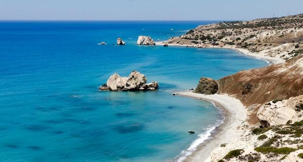 Petra tou romiu, cypr