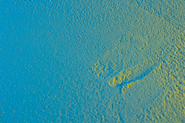 Piasek tło w błękitnych cieniach
