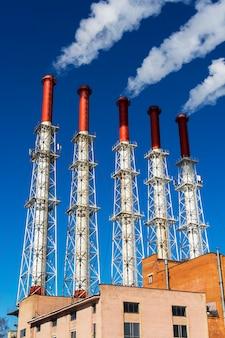 Pięć fabryk dla niepalących