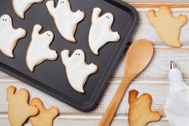 Pieczone smakołyki na halloween