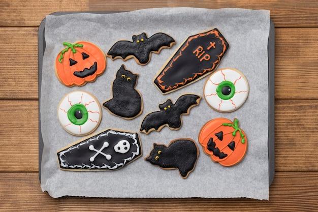 Pieczone smakołyki na imprezę halloweenową