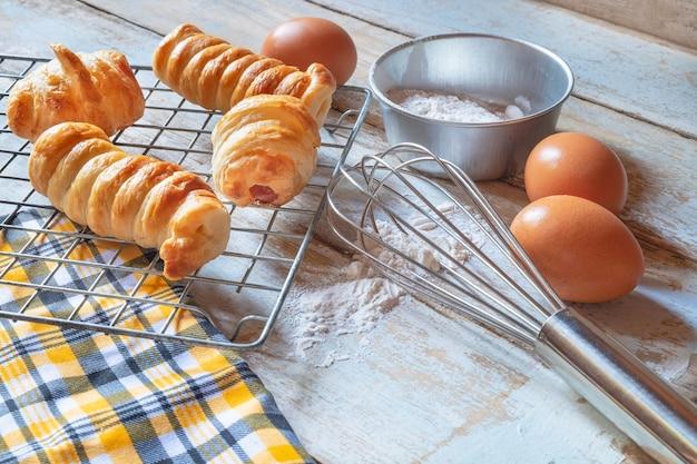 Piekarz do pieczenia chleba.