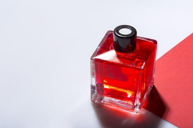 Piękna butelka perfum
