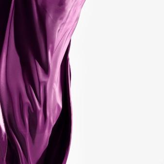 Piękna i elegancka koncepcja jedwabiu
