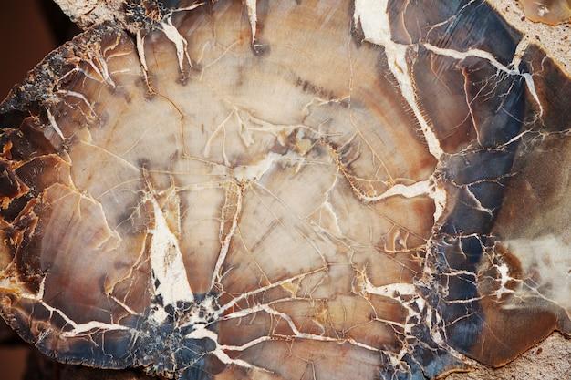 Piękna naturalna tekstura agatu. naturalne tło.