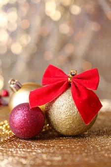 Piękna świąteczna kompozycja