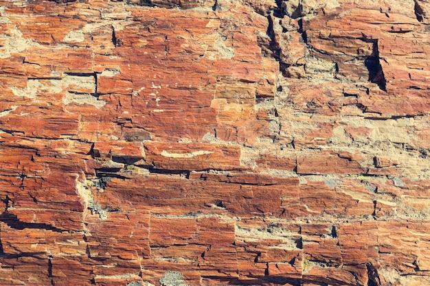 Piękna tekstura kamienia naturalnego. naturalny.