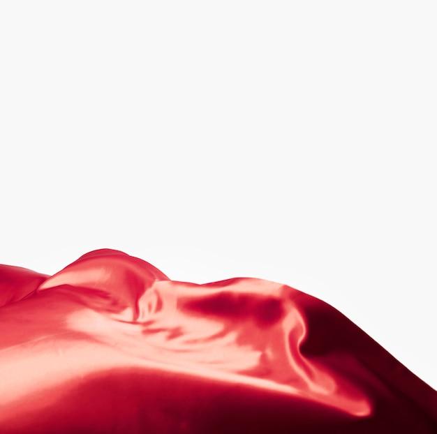 Piękne abstrakcyjne pojęcie jedwabiu z miejsca na kopię