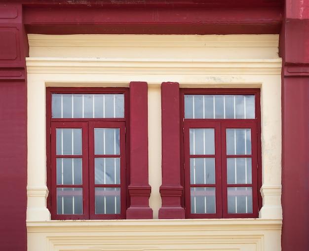 Piękne i kolorowe style okien.