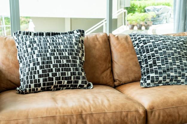 Piękne i wygodne poduszki na kanapie