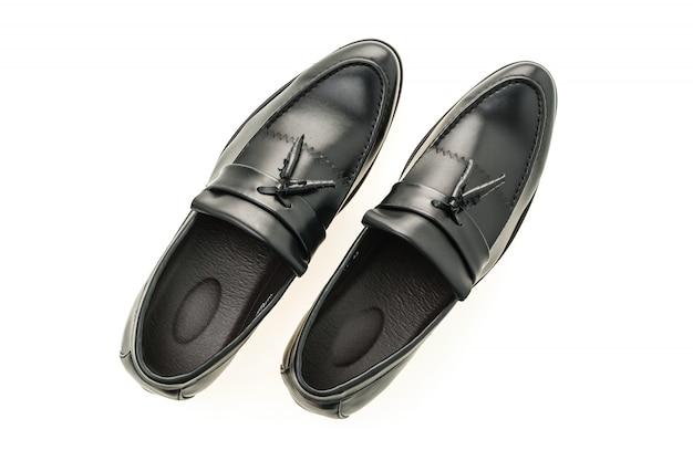 Piękne luksusowe i casual obuwie męskie ze skóry