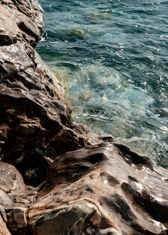 Piękne naturalne zasoby morskie