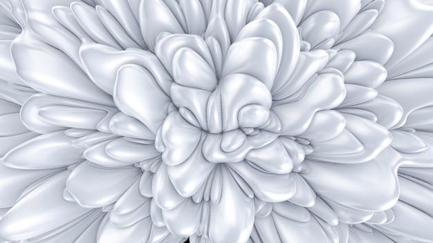 Piękne nowoczesne tekstury tła z ulgą, tynkiem, naprawą. ilustracja, renderowanie 3d.
