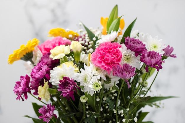 Piękne różne kwiaty