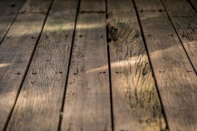 Piękne stare drewniane tła